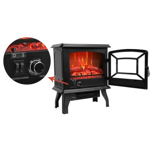 1500W Wood Fire 68-95℉/20-35℃