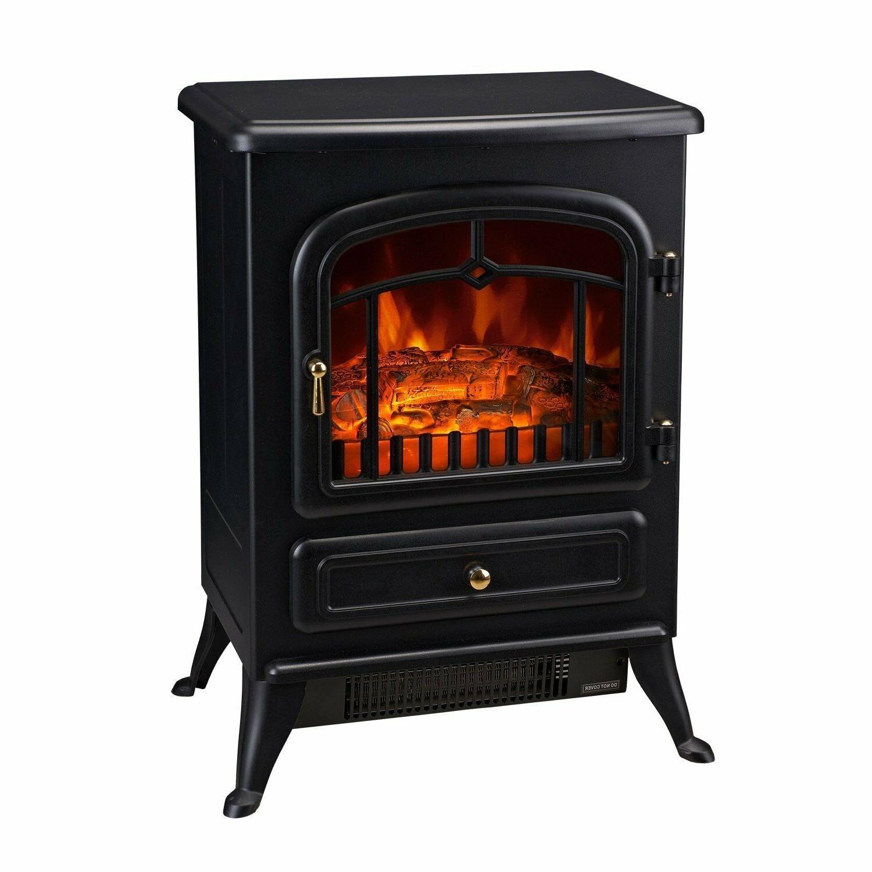 Indoor Free Fireplace Adjustable Flame