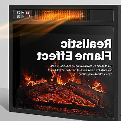 """18""""Embedded Fireplace Remote 1400W"""