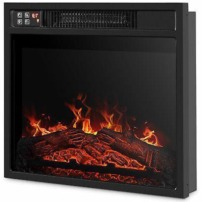 "18""Embedded Insert Remote Heater 1400W Black"