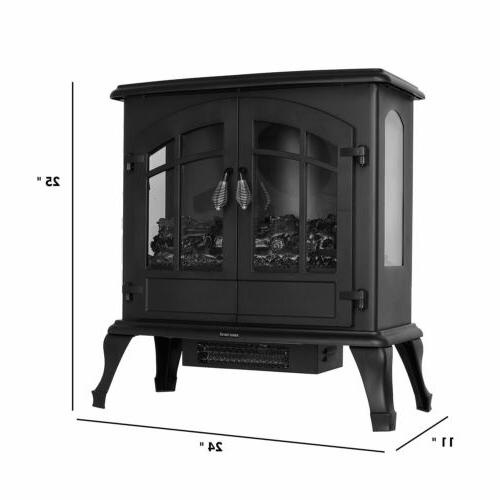 Electric Realistic Flame Freestanding New
