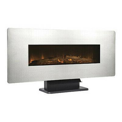 "MUSKOKA 310-42-45 Zinc Electric Fireplace, 42"" Width"