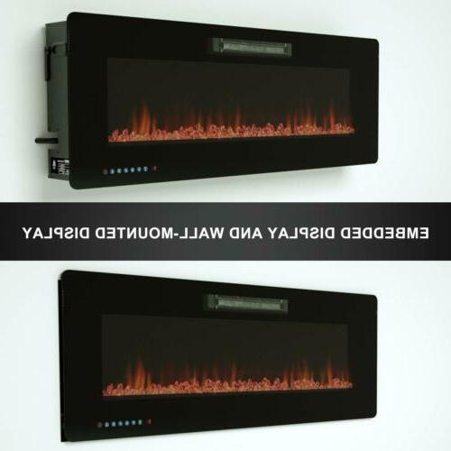"""36"""" 750W/1500W Insert Heater w/"""