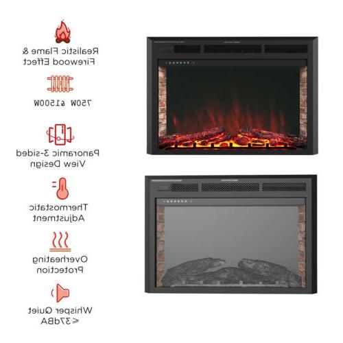 "36"" Electric Heater Wall Mounted Remote"