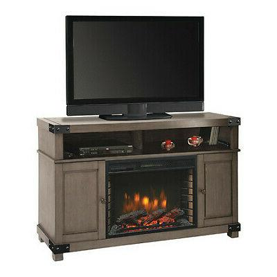 MUSKOKA 370-161-205-KIT Dark Grey Hudson Electric Media Fire