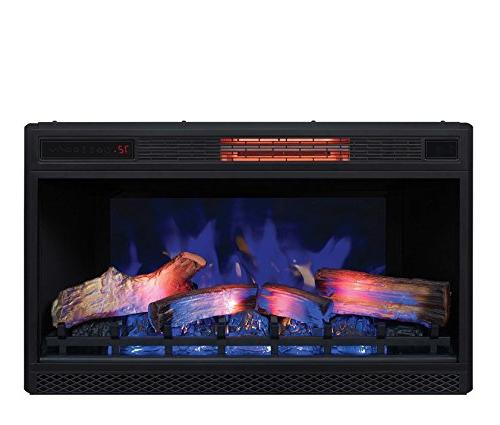 Classic Flame Infrared Quartz Plug and Sensor,