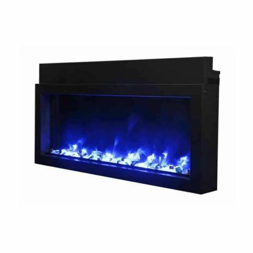 "40"" Panorama Electric Fireplace Amantii"