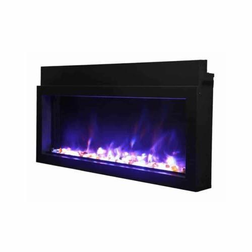 "40"" Panorama Electric Fireplace BI-40-XTRASLIM Amantii"