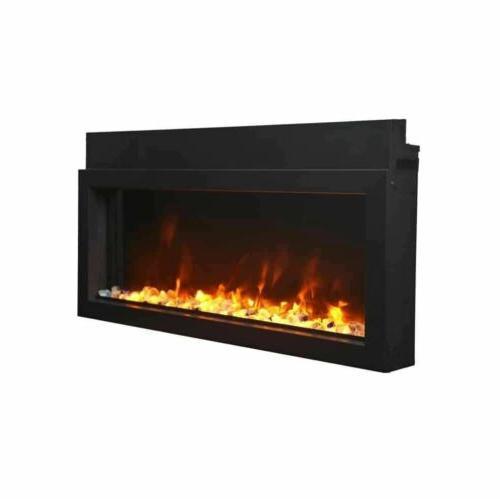"40"" Slim Electric Fireplace Amantii"