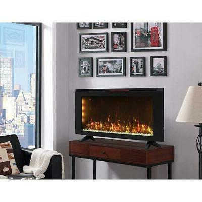 Powerheat Mounted Electric Stand - Black