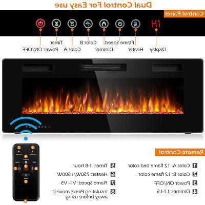 "50"" Ultra Thin Wall Mounted Heater"