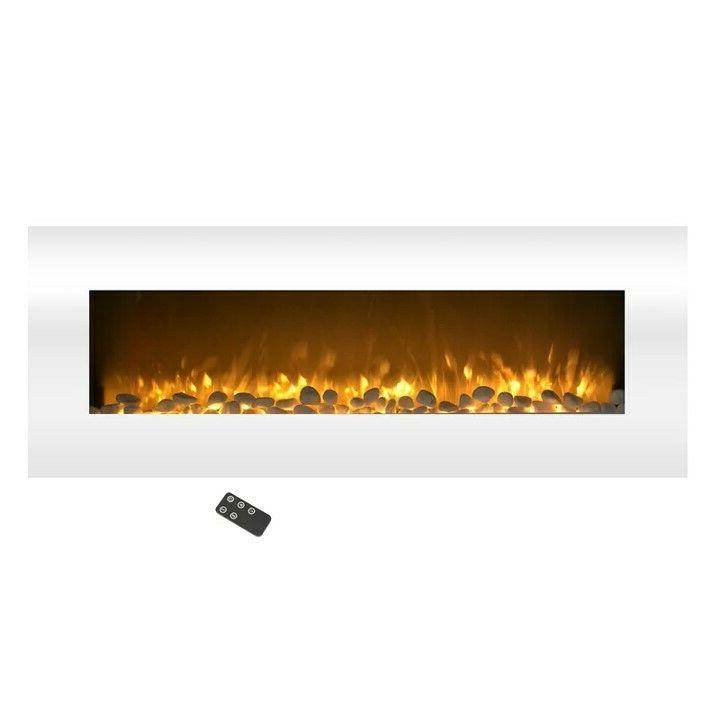 50 Electric Wall Mount Fireplace