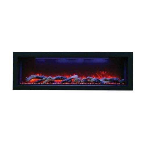"""50"""" Fireplace BI-50-DEEP - Amantii"""