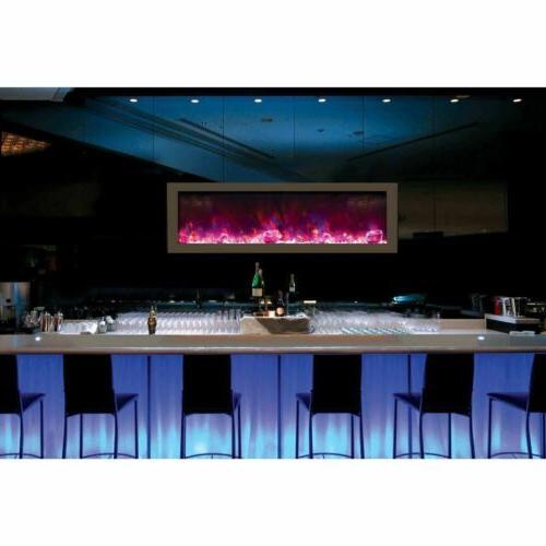 50 panorama deep electric fireplace bi 50