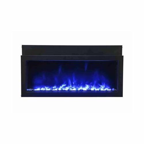 """50"""" Electric Fireplace BI-50-XTRASLIM Amantii"""