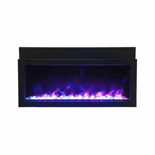 "50"" Electric Fireplace Amantii"