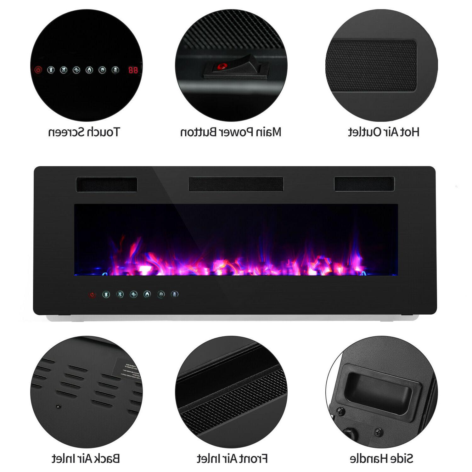 Fireplace Insert, with Remote