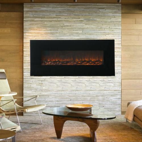 """50"""" Wall Fireplace"""