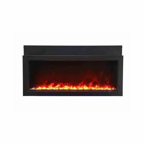 "60"" Slim Electric Fireplace Amantii"