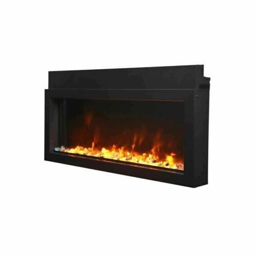 "60"" Panorama Extra Electric Fireplace BI-60-XTRASLIM Amantii"
