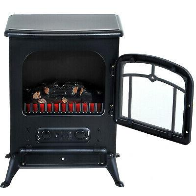 750W Fireplace Free Wood