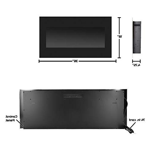 Northwest 80-WSG03 Fireplace Color Changing Stand,