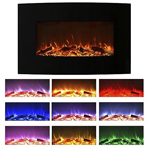 Northwest Color Changing Wall Mount Stand