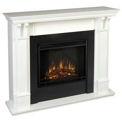 Real Flame - Ashley Electric Fireplace - Indoor Usage - Heat