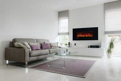Modern Flames AL60CLX2-G 60 CLx Electric Fireplace with Blac