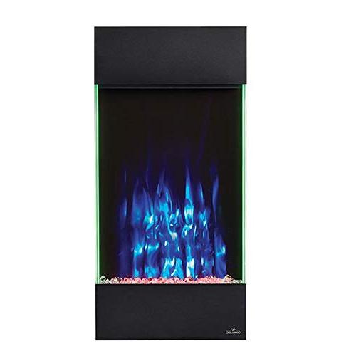 Napoleon 32-inch Allure Wall Mount Electric -