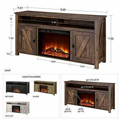 Fireplace Console to