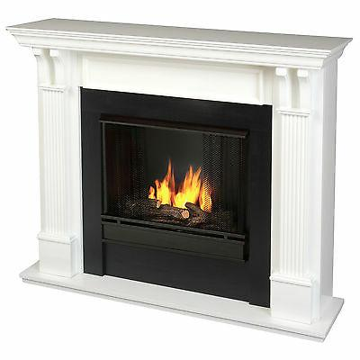 Real Fireplace -