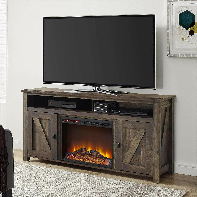 Brand New Ameriwood Farmington Electric Console TV