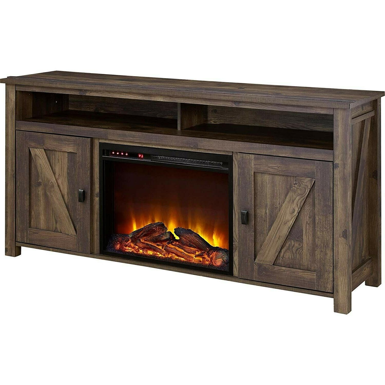 brand new home farmington electric fireplace tv