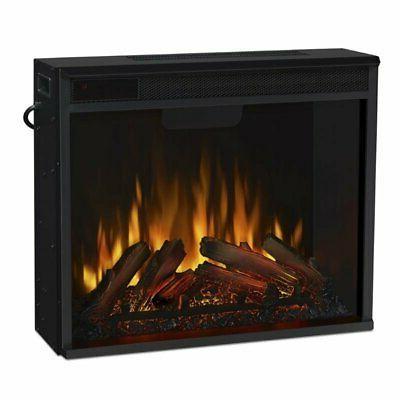 Real Corner Fireplace