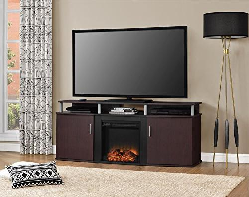Carson Fireplace for TVs