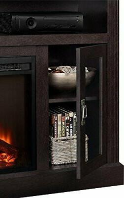 Ameriwood Home Fireplace Console