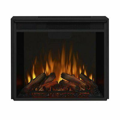 Real Flame Corner Fireplace in
