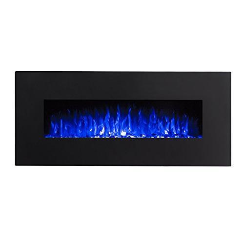 Regal Denali Black 60 Log, Pebble, 3 Color Heater Wall Better Than Logs, Fireplace Fireplaces,