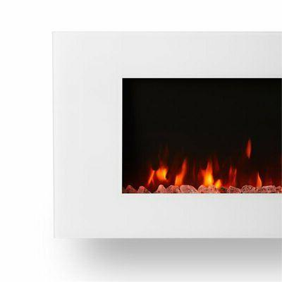 Real Flame Wall-Hung Electric