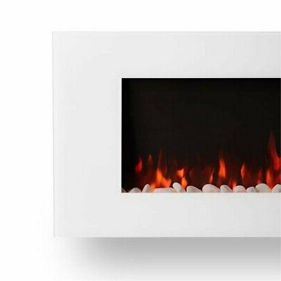 Real DiNatale Electric Fireplace in
