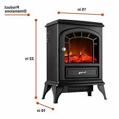e-Flame Portable Fireplace Stove