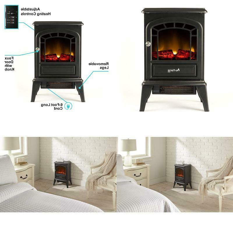 e flame usa aspen free standing electric