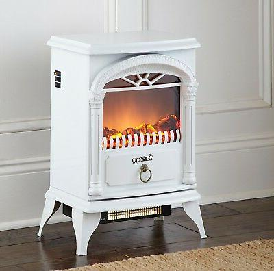 Standing Fireplace Stove 1500W