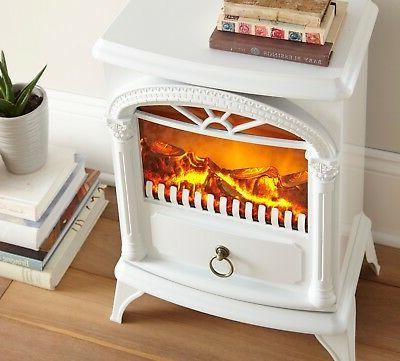 e-Flame USA Hamilton Standing Electric Stove 1500W