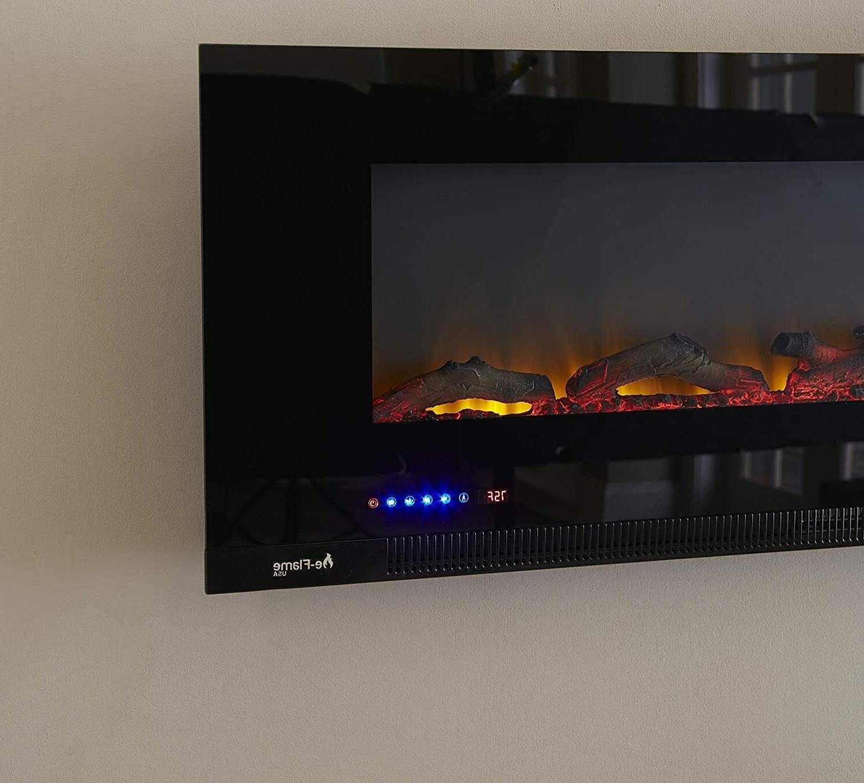 e-Flame Wall Fireplace