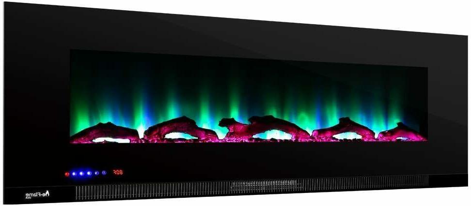 e-Flame Livingston Wall Fireplace