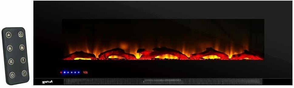 e flame usa livingston 60 inch wall