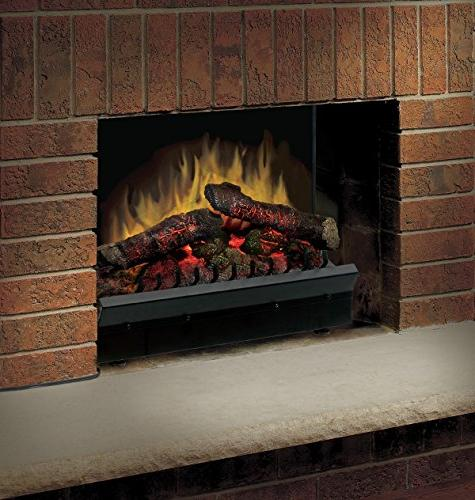 electraflame deluxe electric fireplace