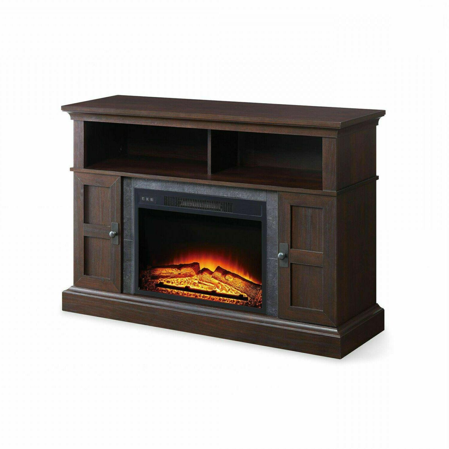 "Electric 70"" Stand Entertainment Wood"